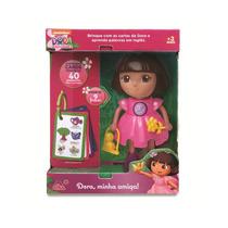 Boneca Dora Minha Amiga - Elka