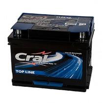 Bateria Cral Top Line (esquerda) 60 Ah - Cl60-ve