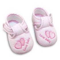 Sapato Para Bebê Recém Nascido