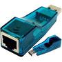 Transforme Sua Usb Em Uma Entrada Rj45 Ethernet 10/100
