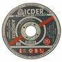 Disco De Corte 4 1/2 Furo 7/8 Para Ferro - Icder