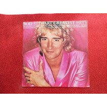 Lp Rod Stewart P/1988- Greatest Hits