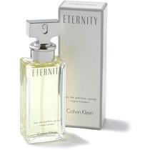 Perfume Feminino Ck Eternity 100ml Importado Usa