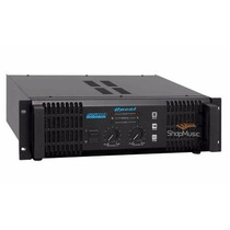Amplificador Oneal Op5500 Potencia 500w Rms 4 Ohms-shopmusic