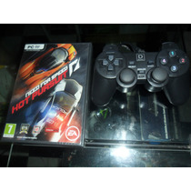 Kit Need For Speed Hot Pursuit Pc Original+controle Usb