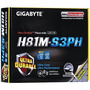 Placa Mãe Gigabyte Ga-h81m-s3ph 1150 Hdmi Serial Pararela Sf