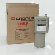 Lnbf Multiponto Parabólica Banda C - Cromus
