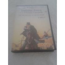 Fita Original Para Mega Drive Indiana Jones Ultima Cruzada