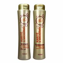 Kit 6 Shampoo E 6 Condicionador Karite Belkit Frete Grátis