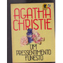 Livro Um Pressentimento Funesto - Agatha Christie - Record