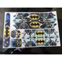 Adesivo Para Bicicleta Infantil Batman Frete Grátis