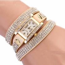 Relógio Feminino Estilo Bracelete/pulseira Moderno E Barato