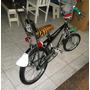Porta Retrato 20x30 + Foto Bicicleta Monark Tigrão - T.black