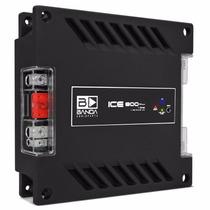 Módulo Banda Ice 800w 2 Ohms Amplificador Digital 1 Canal