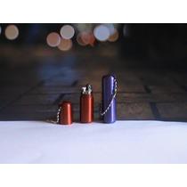 Mini Isqueiro Colorido A Fluido Ou Gasolina,a Pronta Entrega