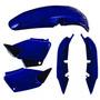 Kit Plástico Carenagem P/ Honda Titan Cg 125 Ano 2001 - Azul