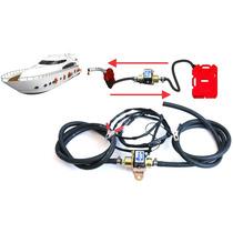 Kit Abastecedor De Combustivel Completo Barco E Lancha