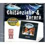 Cd Chitãozinho E Xororó Ao Vivo Millennium - Novo Lacrado!! Original