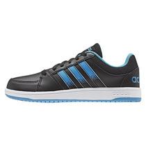 Tênis Adidas Hoops Vs Infantil Juvenil Original Tam 26 Ao 36