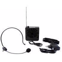 Kit Professor - Amplificador De Voz - Palestras