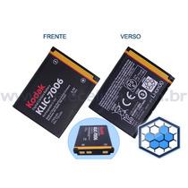 Bateria Câmera Kodak (klic7006) M873 M883 M530 M531 M550 Ori