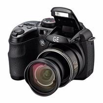 Câmera Digital Ge X550 16megapixels, Zoom Óptico 15x + Cartã