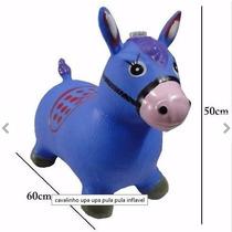 Brinquedo Cavalo De Borracha Upa Up Pula Pula
