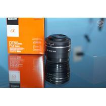 Lente Sony Sal 50mm 1.8 Af Dt Macro Original Sony Lacrada.