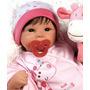 Boneca Bebê Realista Estilo Reborn Tall Dreams C/ Enxoval