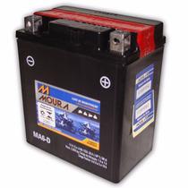 Bateria Moura Ma6-di 6ah Lead/titan Es/twister/cb300