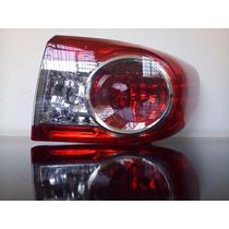 Lanterna Traseira Corolla 2012 Ver. S/ Led Lado Direito
