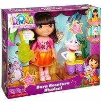 Boneca Dora Aventureira Fisher Price