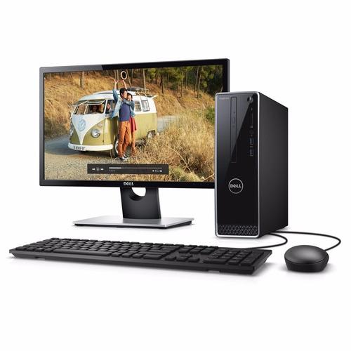 Computador Dell Ins - 3268 - d05m Pentium 4gb 1tb Linux +monitor