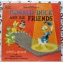 Lp Canções Infantil Donald Duck And His Friends