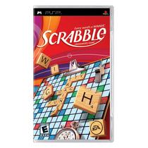 Jogo Novo Lacrado Scrabble Crossword Para Psp