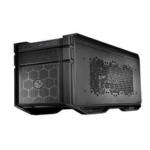Gabinete Coolermaster Mini-itx Haf Stacker Haf Mania Virtual
