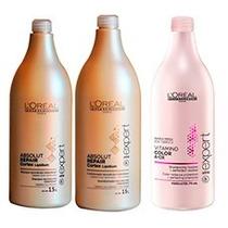 Kit Loréal Profissional ( 3 Produtos)