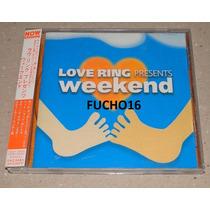 Cd Weekend Japão Pet Shop Boys Blur Stevie Wonder Beach