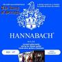 Encordoamento ( Cordas ) Violão Hannabach 800 Ht