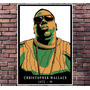 Poster Exclusivo The Notorious Big Rap Hip Hop - 30x42cm