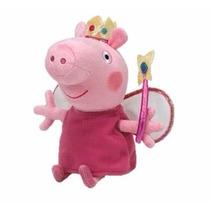 Família Da Peppa Pig Pepa George Papai Pronta Entrega