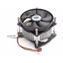 Cooler Master Lga 1156/1155/1151/1150 Novo! C/pasta Termica