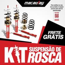 Suspensão Rosca Macaulay Oficial - Polo 2002 Em Diante