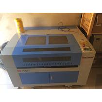 Máquina De Corte A Laser 10000x800mm 90w
