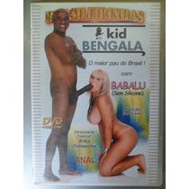 Dvd Pornô Original ` Kid Bengala 1 ´ ( Brasileirinhas )