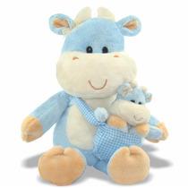 Pelúcia Vaca Com Filhote - Vaca E Filhote - Soft Toys