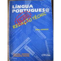 Livro: Língua Portuguesa - Redação Técnica Em Uso