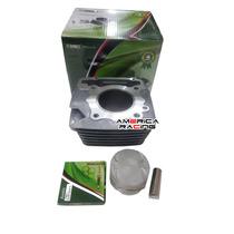Kit Cilindro/pistão/anel Twister/cbx250/tornado/xr250