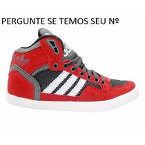Tênis Adidas Extaball Cano Médio - Varias Cores