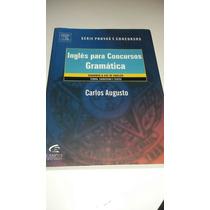 Inglês Para Concursos Gramática